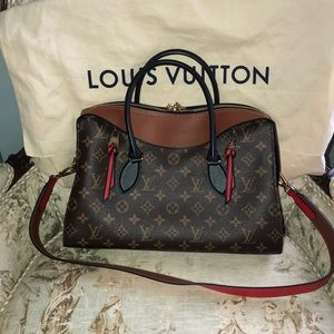 Authentic Louis Vuitton Tuileries. Like New!